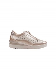 SCARPE CASUAL SNEAKERS DONNA STONEFLY CREAM 15 210813 Z00 PELLE ORIGINALE PE NEW