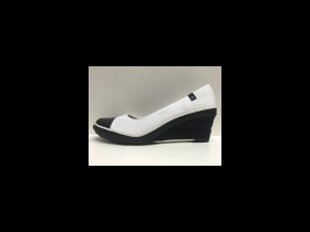 SCARPE DONNA CONVERSE WEDGE WRAP 515610 BIANCO TESSUTO ZEPPA WOMAN SHOES NUOVO