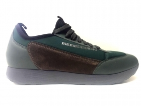 SCARPE SNEAKERS CASUAL UOMO MOMO DESIGN MOM 10 TELA ORIGINALE AI NEW