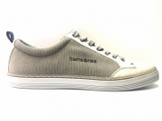 SCARPE SNEAKERS CASUAL UOMO SAMSONITE SFM102156 1021 PELLE ORIGINALE PE NEW