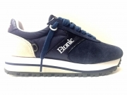 SCARPE SNEAKERS DONNA ETONIC ET823181 SALESMAN SAMPLE 10 PELLE ORIGINALE PE NEW