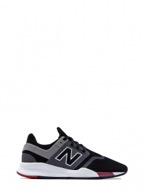 SCARPE SNEAKERS UOMO NEW BALANCE 247 NBMS247FB ORIGINALE PELLE PE NEW
