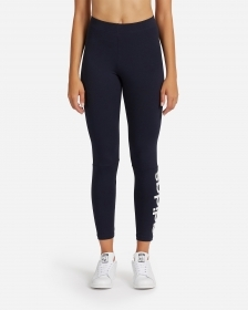 PANTALONE LEGGINGS TUTA DONNA ADIDAS ESS LIN TIGHT CF8870 COTONE ORIGINALE PE