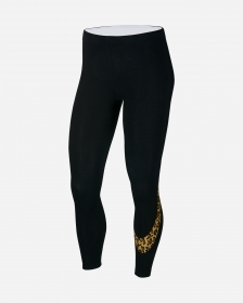 PANTALONE DONNA NIKE NSW LEGGINGS ANIMAL AV6170 010 COTONE ORIGINAL PE NEW