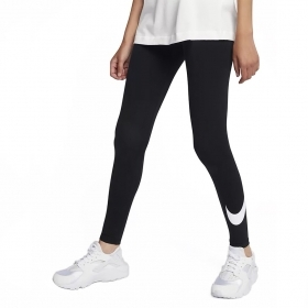 PANTALONE DONNA NIKE NSW LEGGINGS CLUB LOGO 2 815997 010 COTONE ORIGINAL PE NEW
