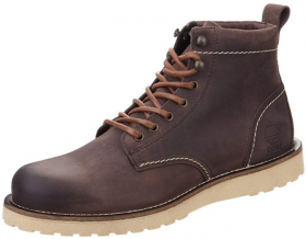 SCARPE CASUAL UOMO JACK E JONES 12062169 PEPPER JI CORE PELLE BROWN ORIGINAL AI