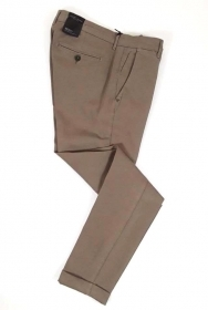 PANTALONE UOMO ZERO CONSTRUCTION BEDDY 2452 COTONE ORIGINALE AI 2020 NEW