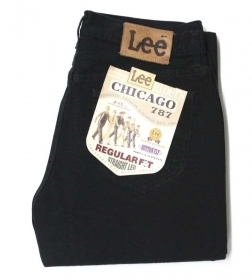 PANTALONE JEANS UOMO LEE CHICAGO 787 14W712 046C COTONE ORIGINALE NEW