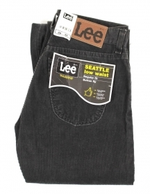 PANTALONE JEANS UOMO LEE 710 6402 SEATTLE 22 COTONE ORIGINALE AI NEW
