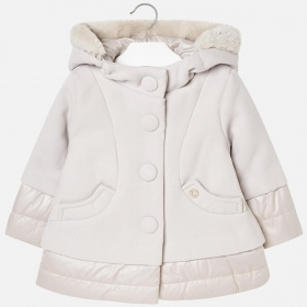 CAPPOTTO GIUBBINO GIUBBOTTO BAMBINA MAYORAL 4422 20 ORIGINALE AI NEW
