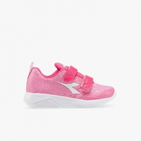 SCARPE SNEAKERS BAMBINA DIADORA 101173399 X RUN C1648 ECO PELLE ORIGINALE AI NEW