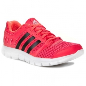 SCARPE SNEAKERS DONNA ADIDAS B44040 BREEZE 101 2 W RUNNING CORAL ORIGINALE PE