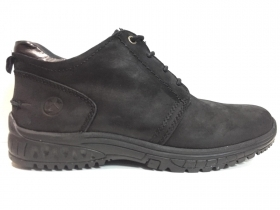 SCARPE CASUAL UOMO MARC HERO KORFU PELLE NERO ORIGINALE AI NEW