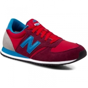 SCARPE SNEAKERS UOMO NEW BALANCE U420SRB CLASSICS TRADITIONNELS ORIGINALE PE NEW
