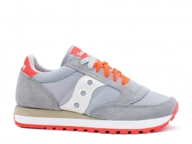 SCARPE SNEAKERS DONNA SAUCONY JAZZ ORIGINAL S1044 564 PELLE PE 2020 NEW