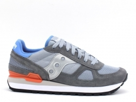 SCARPE SNEAKERS DONNA SAUCONY SHADOW ORIGINAL S1108 PELLE 719 PE 2020 NEW