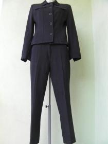 COMPLETO DONNA DORABELLA ORIGINALE 46 GIACCA PANTALONE JACKET PANTS WOMAN  USATO b64f8d8e1fc