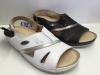 SCARPE SANDALI DONNA FLORANCE ORIGINALI 42045 PELLE SHOES SANDALS WOMAN LEATHER
