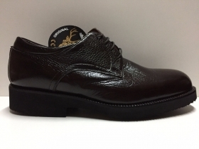 SCARPE CASUAL VALLEVERDE UOMO ORIGINALE 9201 PELLE SHOES NEW