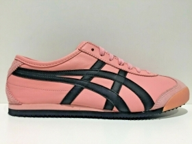 SCARPE SNEAKERS DONNA ASICS TIGER ONITSUKA ORIGINAL MEXICO 66 HL5B0 1790 PELLE