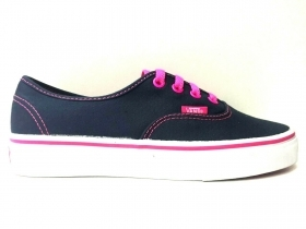SCARPE SNEAKERS DONNA VANS VN-0 VOEBYT AUTHENTIC DRESS BLUES PINK GIO PE NUOVO