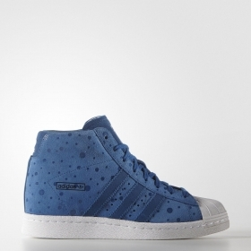 SCARPE SNEAKERS ADIDAS ORIGINALI SUPERSTAR UP W S81379 SHOES LEATHER AI