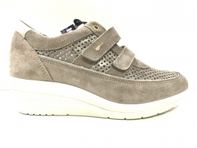 SCARPE CASUAL SNEAKERS DONNA IGI E CO IGIECO ORIGINAL 3799000 PELLE PELLE PE NEW