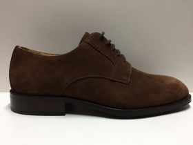 SCARPE CASUAL VALLEVERDE UOMO ORIGINALE 9708 CLAUDE PELLE VIBRAM CUOIO SHOES NEW