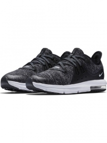 SCARPE SNEAKERS BIMBO NIKE ORIGINAL AIR MAX SEQUENT 3 AO0554 SHOES PE NEW