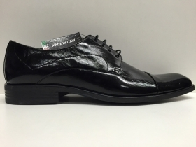 SCARPE MOCASSINI UOMO NICOLA BENSON ORIGINALI NAPLAC 9210A PELLE LEATHER SHOES