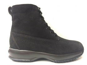 SCARPE CASUAL UOMO HOGAN ORIGINALE INTERACTIVE PELLE SHOES A/I NEW
