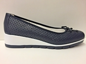 SCARPE MOCASSINO CASUAL DONNA CINZIA SOFT ORIGINAL PELLE 30 P/E 2018 NEW