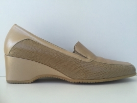 SCARPE CASUAL SANDALI MOCASSINO DONNA MAJORA ORIGINAL 4478 SHOES ZEPPA PELLE NEW