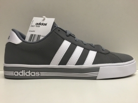 SCARPE SNEAKER UNISEX ADIDAS ORIGINAL NEO DAILY TEAM AW4795 ECOPELLE SHOES SPORT