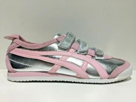 SCARPE SNEAKERS DONNA ASICS TIGER ONITSUKA ORIGINAL MEXICO 66 BAJA CL613 PELLE