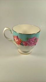 COLLEZIONE TAZZA TEA INFUSION MIRANDA KERR by ROYAL ALBERT ORIGINAL CERAMICA CUP