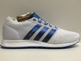 SCARPE SNEAKER UNISEX ADIDAS ORIGINAL LOS ANGELES S79032 TESSUTO SHOES SPORT NEW