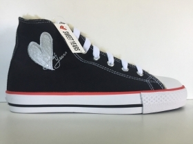 SCARPE SNEAKERS UNISEX SWEET YEARS ORIGINAL NEW B150 SHOES NUOVO