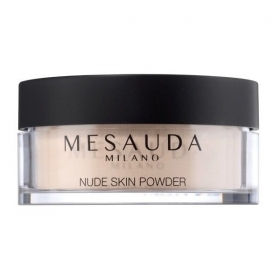 CIPRIA POLVERE NATURALE MESAUDA MILANO ORIGINALE NUDE SKIN POWDER MAKE UP TRUCCO