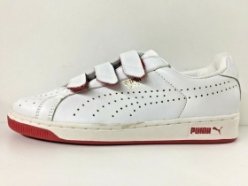 SCARPE SNEAKERS BAMBINO PUMA ORIGINALE BOSTON JUNIOR PELLE SHOES AI NEW