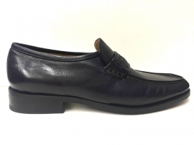 SCARPE CASUAL MOCASSINO UOMO CALPIERRE ORIGINALE 4612 PELLE SHOES A/I NEW