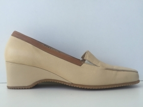 SCARPE CASUAL SANDALI MOCASSINO DONNA MAJORA ORIGINAL 5064 SHOES ZEPPA PELLE NEW