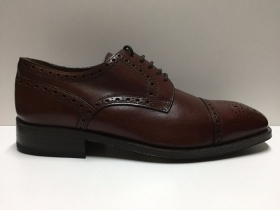 SCARPE CASUAL INGLESE VALLEVERDE UOMO ORIGINALE 9032 PELLE SHOES NEW
