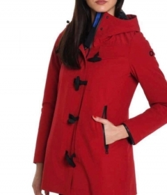 GIUBBINO GIUBBOTTO CAPPOTTO DONNA UP TO BE ORIGINALE GISELE 4 STAGIONE NEW