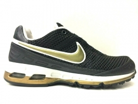 SCARPE SNEAKERS UOMO NIKE ORIGINALE AIR JANA ROAD RUNNING 316793 141 PELLE PE